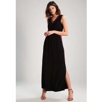 Sisley Długa sukienka black 7SI21C068