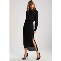 Sisley Długa sukienka black 7SI21C063