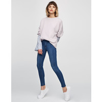 Pull&Bear Jeansy skinny fit 5686/301