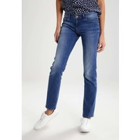 BOSS Orange Jeansy Straight leg blue denim BO121N01I