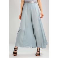 Anna Field Długa spódnica silver blue AN621BA19