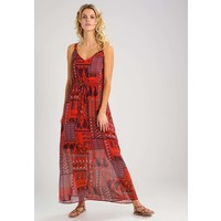 Anna Field Długa sukienka orange AN621CAB7