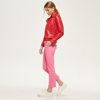 Reserved Garniturowe spodnie QM307-42X