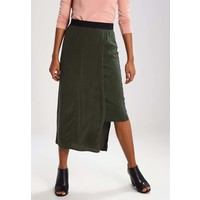 Sisley Długa spódnica green 7SI21B01T