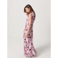 Mohito Maxi sukienka w kwiaty AFTER HOURS QU563-03X