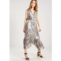 Sisley Długa sukienka beige 7SI21C06G