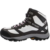 Columbia TERREBONNE MID OUTDRY EXTREME Obuwie hikingowe white C2341A02E