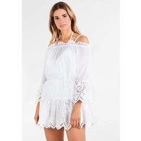 Suboo HOLD ON OFF SHOULDER Akcesoria plażowe white QS781D01S