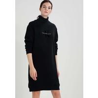 Calvin Klein Jeans DOLL TRUE ICON Sukienka letnia black C1821C01U