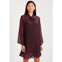 Sisley Sukienka letnia red 7SI21C06X