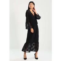 Sisley Sukienka letnia black 7SI21C06Y