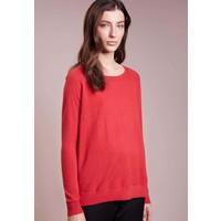 BOSS CASUAL INANNAY Sweter medium red BO121I057