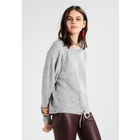Vila VISIMI Sweter light grey V1021I0OB