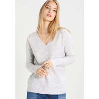 Vila VICANT Sweter light grey melange V1021I0LA