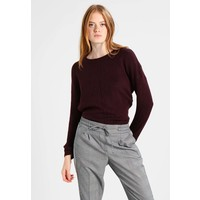Q/S designed by LANGARM Sweter red wine QS121I08R