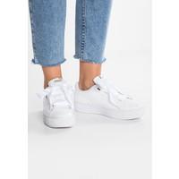 Puma VIKKY PLATFORM RIBBON P Sneakersy niskie white PU111A04U