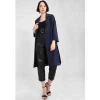 ONLY ONLCAMILLE SPRING COAT Płaszcz wełniany /Płaszcz klasyczny black iris ON321U04V