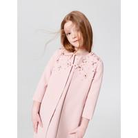 Mohito Pudełkowy płaszcz dla dziewczynki LITTLE PRINCESS SZ272-39X