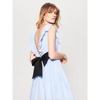 Mohito Sukienka z ozdobną falbaną LITTLE PRINCESS SZ250-05X