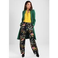Dorothy Perkins LONGLINE COLOUR POP Płaszcz wełniany /Płaszcz klasyczny green DP521U01P