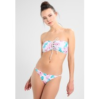 South Beach FLORAL CACTUS PRINT BANDEAU AND TANGA SKINNY BRIEF Bikini multi-coloured SOH81L00L