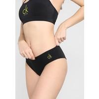 Calvin Klein Swimwear CK NYC 2.0 HIPSTER BRAZILIAN-LR Dół od bikini black C1781I007