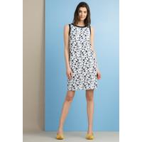 Monnari Wzorzysta sukienka z żakardowym wzorem SUKIMP0-18L-DRE0480-KM13D700-R36