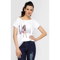 Gatta Bluzka T-shirt Cotton Sweet 02
