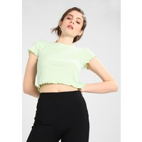 Topshop LETTUCE T-shirt basic mint green TP721D0JT