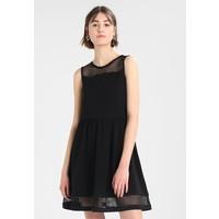 ONLY ONLXENA NIELLA DRESS Sukienka z dżerseju black ON321C0XJ