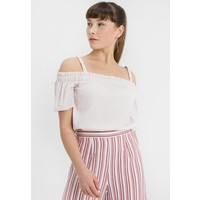 Noisy May Petite NMCOSMO OFF SHOULDER Bluzka barely pink NM521E010