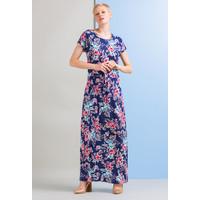Monnari Kwiatowa sukienka maxi SUKPOL0-18L-DRE3400-KM13D700-R36