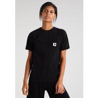 Carhartt WIP CARRIE POCKET T-shirt basic black/ash heather C1421D00Y