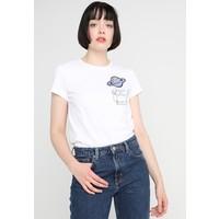 TWINTIP T-shirt z nadrukiem white TW421D087