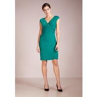 Lauren Ralph Lauren Sukienka etui emeral green L4221C07W