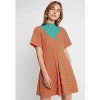 Closet Sukienka letnia orange CL921C0FY
