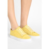 GARMENT PROJECT CLASSIC LACE SPECIAL Sneakersy niskie sun yellow GAC11A007