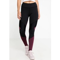Even&Odd active Legginsy grape wine EV941E01V