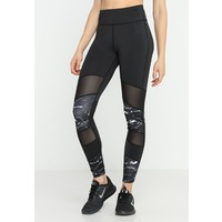 Even&Odd active Legginsy black/grey EV941E01B