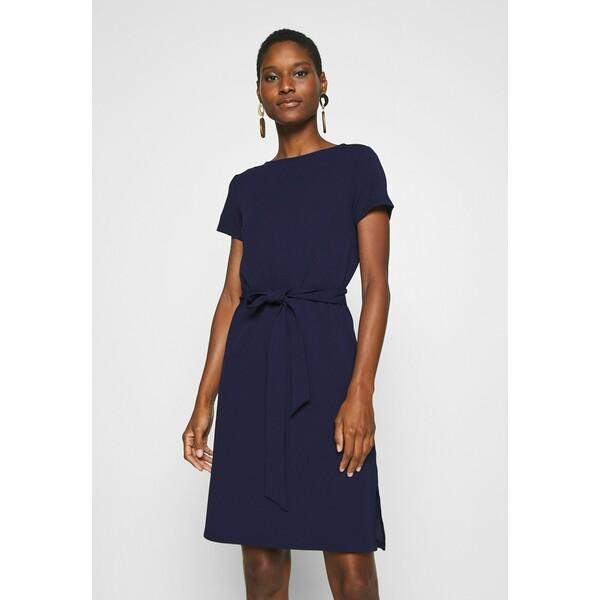 Anna Field Sukienka z dżerseju evening blue AN621C1HY