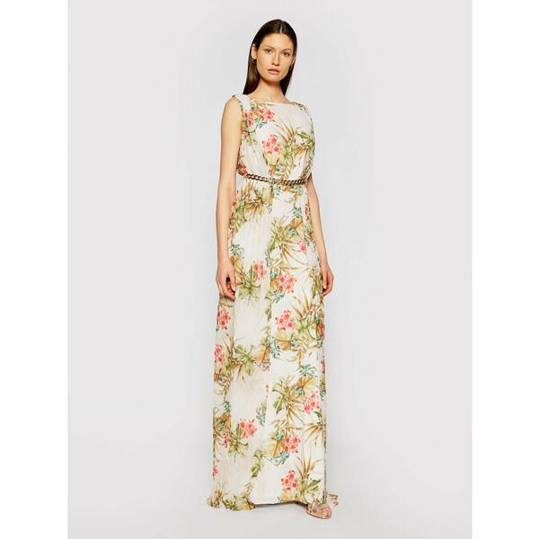 Marciano Guess Sukienka codzienna 1GG726 9539Z Kolorowy Regular Fit