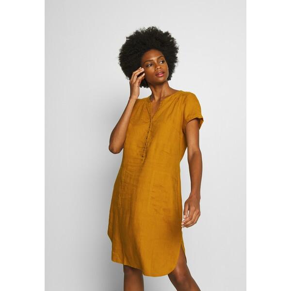 Part Two AMINAS Sukienka koszulowa buckhorn brown P2121C047
