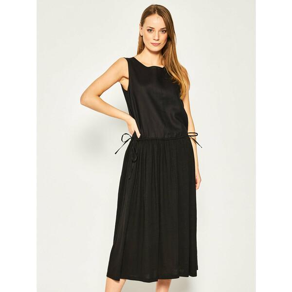 MAX&Co. Sukienka codzienna Danzica 66219320 Czarny Regular Fit