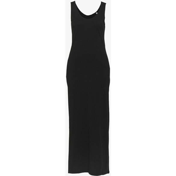 ONLY Długa sukienka black ON321C1R5