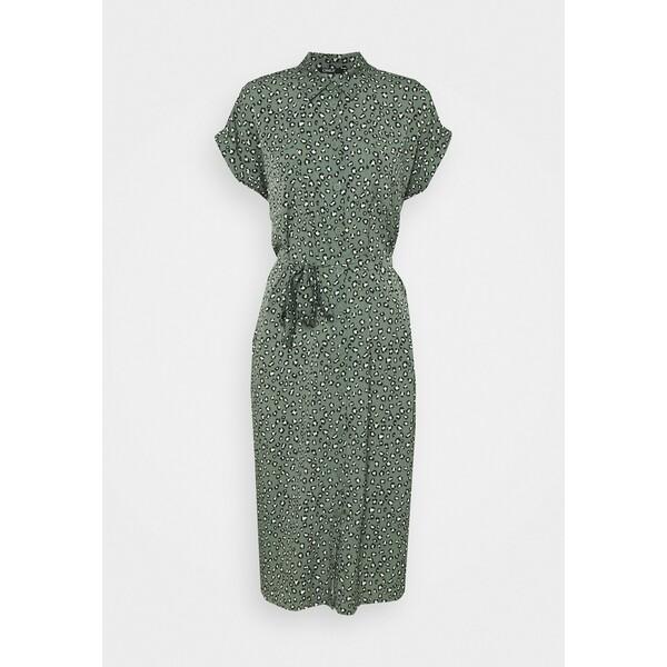 ONLY ONLHANNOVER SHIRT DRESS Sukienka koszulowa laurel wreath ON321C1Q4