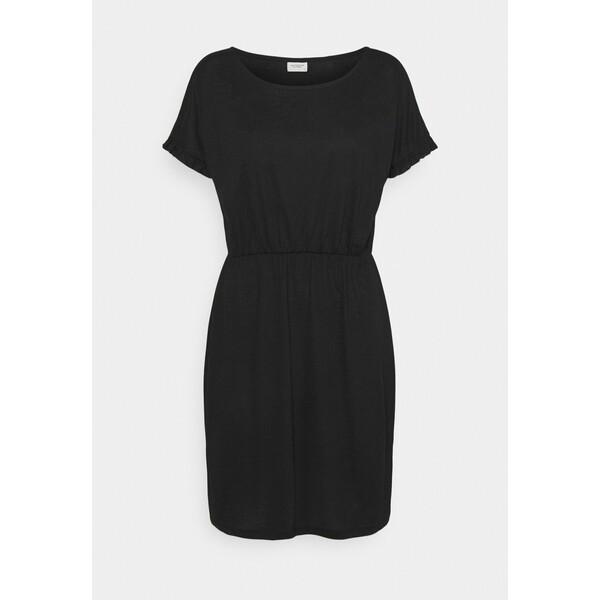 JDY Sukienka z dżerseju black JY121C0LM