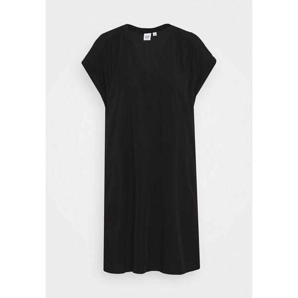 GAP DRESS Sukienka letnia true black GP021C0HC