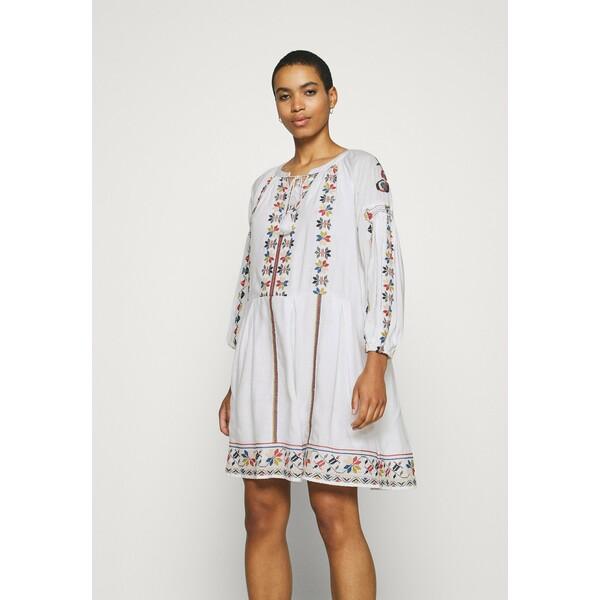 Derhy WASHINGTON Sukienka letnia ecru RD521C0LA