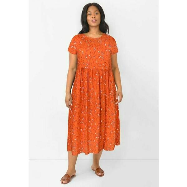 Live Unlimited London Sukienka letnia orange L0J21C06O