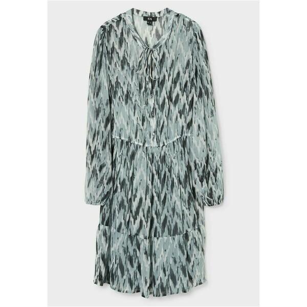 C&A Sukienka z dżerseju grey C6F21C060